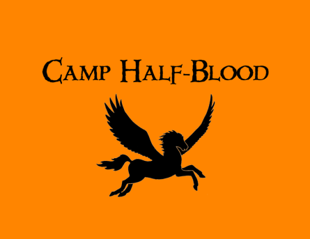 Camp Half Blood Iron On Tshirt Designs Percy Jackson Greeks vs Romans