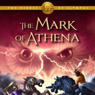 Rick Riordan Heroes of Olympus Mark of Athena Tour