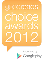 Goodreads Choice Awards Logo Mark of Athena 2012